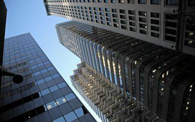 Wartości najlepszych biurowców wWarszawie ponownie rosną