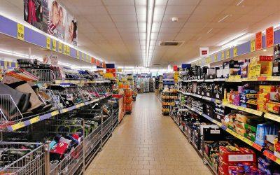 Rynek supermarketów wPolsce dalej rośnie